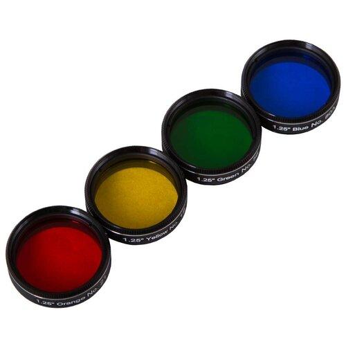 Фото - Фильтр BRESSER Explore Scientific №2 71750 разноцветный светофильтр explore scientific темно желтый 15 1 25