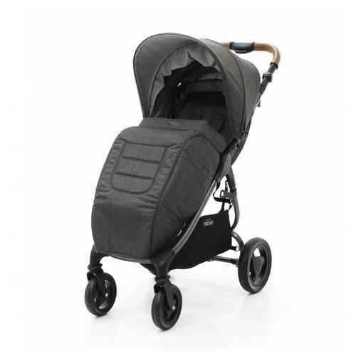 Valco Baby Накидка на ноги Boot Cover для Snap, Snap 4 Trend charcoal накидка на ножки valco baby для snap snap 4 trend denim 9914