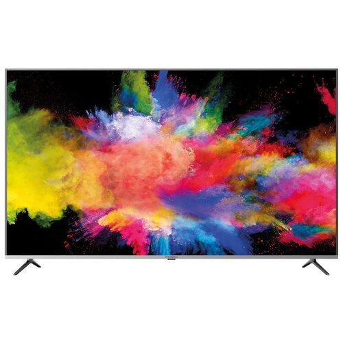 Фото - Телевизор Hyundai H-LED65EU7003 65 (2019), серый металлик телевизор vekta ld 65su8731ss 65 2019 серый