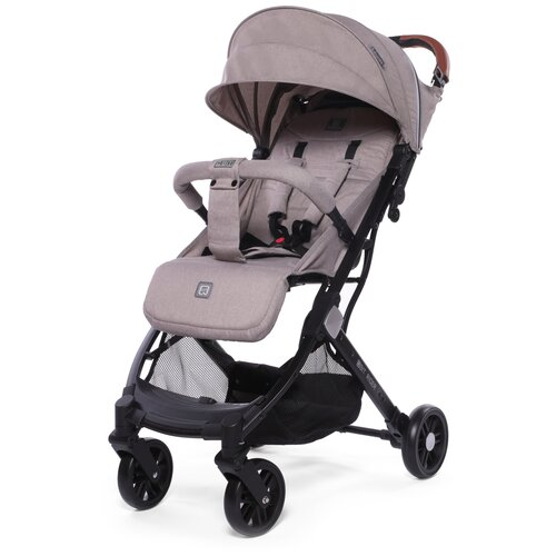Фото - Прогулочная коляска Babycare Q'bit, бежевый прогулочная коляска babyhit allure бежевый серый