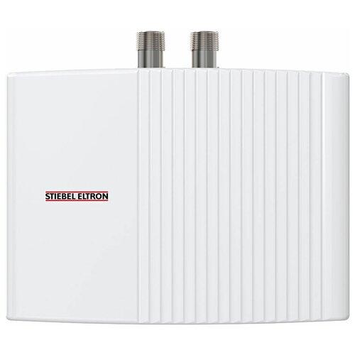 Проточный электрический водонагреватель Stiebel Eltron EIL 3 Plus проточный электрический водонагреватель stiebel eltron dce s 10 12 plus белый