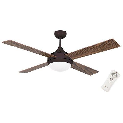 Потолочный вентилятор Faro Barcelona Icaria (33702FAR), brown