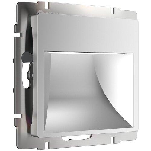 Встраиваемая LED подсветка серебряный Werkel W1154106/ Встраиваемая LED подсветка (серебряный)