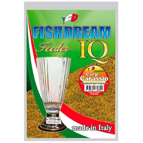 Прикормочная смесь FishDream IQ Фидер Карп Карась 1000 г