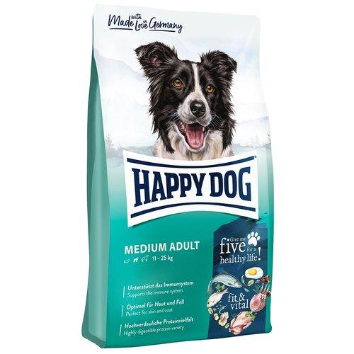 Сухой корм для собак Happy Dog 12 кг (для средних пород)