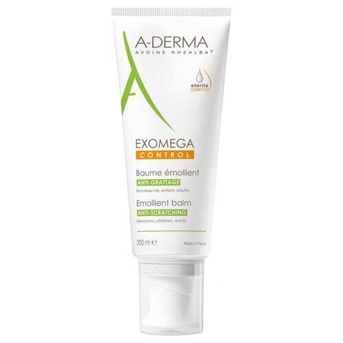 Бальзам для тела A-Derma Exomega Control Emollient Balm, 200 мл