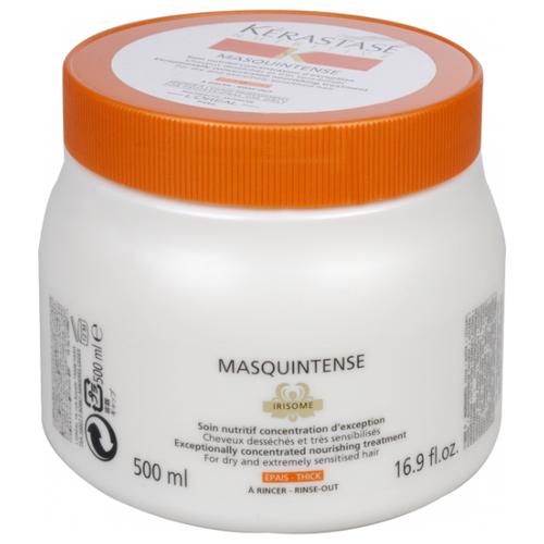 Kerastase Nutritive Masquintense Маска для сухих и чувствительных волос, 500 мл kerastase керастаз маска masquintense для сухих и очень чувствительных волос 200 мл kerastase nutritive