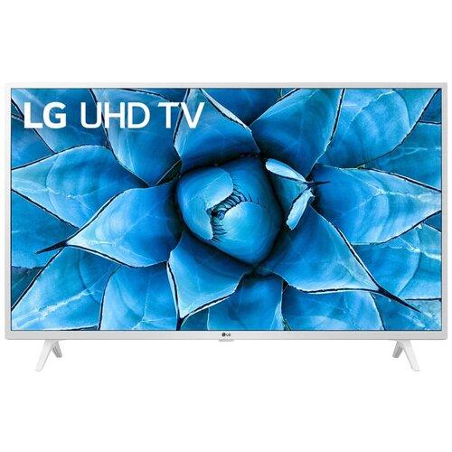 Фото - Телевизор LG 43UN73906LE 43 (2020), белый телевизор lg 43 43um7490plc белый