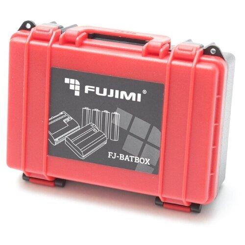Фото - Fujimi FJ-BATBOX Бокс для хранения аккумуляторов и карт памяти fujimi fjs 60 портативный софт бокс для вспышек 60x60 см