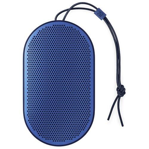 Портативная акустика Bang & Olufsen Beoplay P2, royal blue