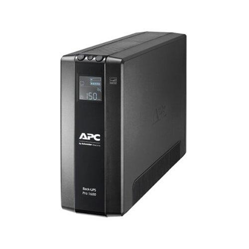 Источник бесперебойн APC Back-UPS Pro BR1600MI 960Вт 1600ВА черный
