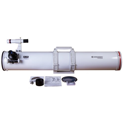 Фото - Оптическая труба BRESSER Messier NT-150L/1200 Hexafoc, 74303 белый оптическая труба bresser messier nt 150s 750 hexafoc 73785 белый