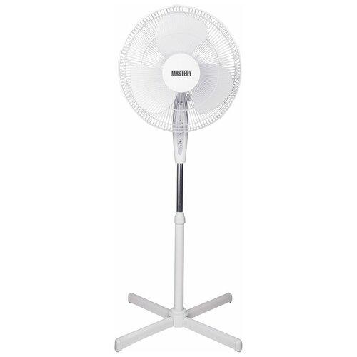 Напольный вентилятор Mystery MSF-2453, белый