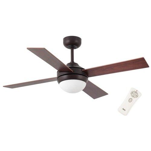 Потолочный вентилятор Faro Barcelona Mini Icaria (33697FAR), brown