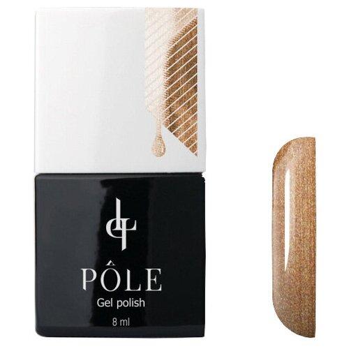 Купить Гель-лак для ногтей Pole Classic line, 8 мл, медный пряник
