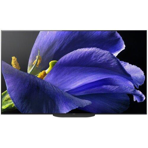 Фото - Телевизор OLED Sony KD-65AG9 64.5 (2019), черный телевизор oled sony kd 65ag9 64 5 2019 черный
