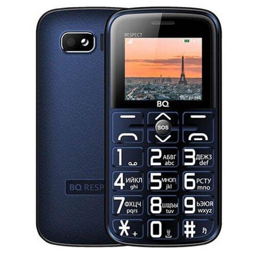 Телефон BQ 1851 Respect синий