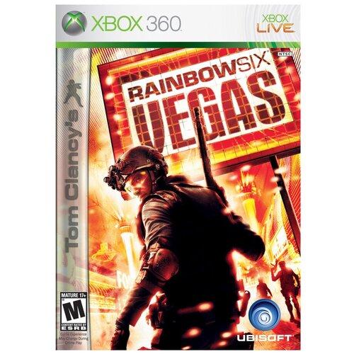 Игра для Xbox 360 Tom Clancy's Rainbow Six: Vegas, английский язык