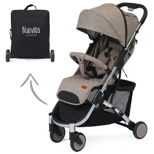 Купить Прогулочная коляска Nuovita Snello, caffe, Коляски
