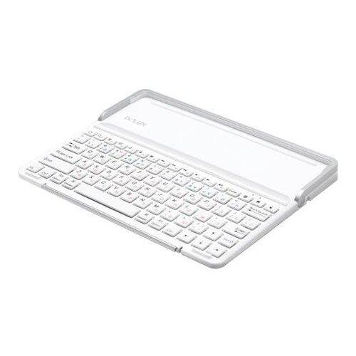 Клавиатура Delux iStation PK01B White