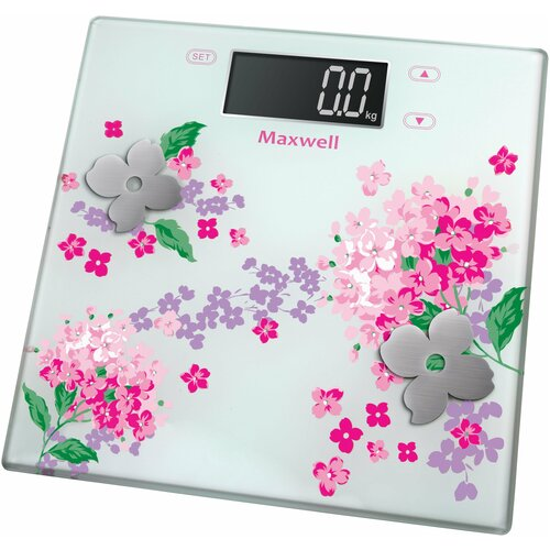 Весы электронные Maxwell MW-2665 W