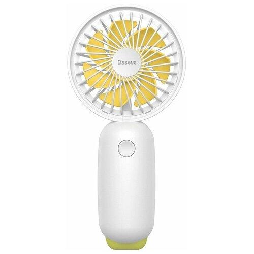 Портативный вентилятор Baseus Firefly mini fan, white
