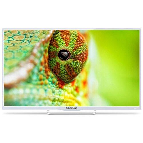Фото - Телевизор Polarline 40PL53TC 40 (2019), белый led телевизор polarline 40pl53tc