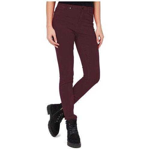 брюки tom farr размер 25 бордовый Брюки Tom Farr, размер 28, бордовый