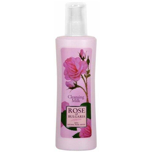 Rose of Bulgaria Молочко для лица очищающее, 230 мл