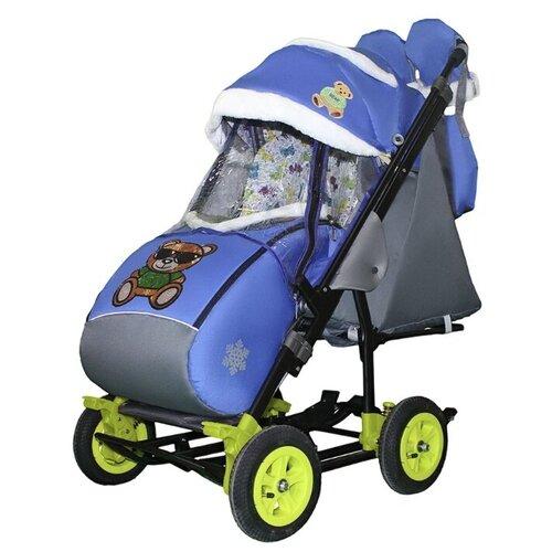 Купить Санки-коляска Galaxy City 3-2, Санки и аксессуары