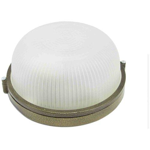 настенные часы apeyron electrics pl 01 023 черный Светильник APEYRON electrics 11-18 влагозащищенный термостойкий E27 60Вт IP54 золотой
