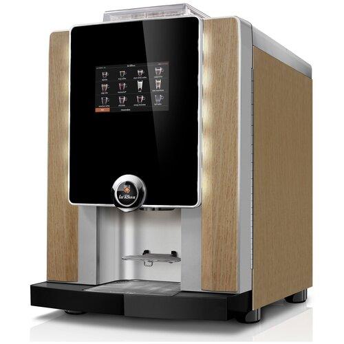 Кофемашина laRhea grandeT V+FTG E4 в деревянном корпусе , с мультитач экраном. Coffee TO GO термометр с гигрометром банная станция овальный в деревянном корпусе