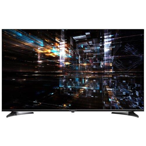 Фото - Телевизор HARPER 43F720TS 43 (2020), черный/серый металлик телевизор harper 43 43f670t