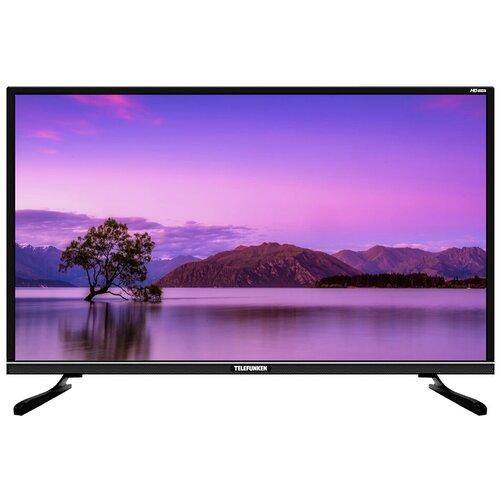 Фото - Телевизор TELEFUNKEN TF-LED32S78T2 31.5 (2020), черный led телевизор telefunken tf led32s78t2