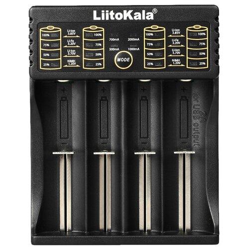 Фото - Интеллектуальное зарядное устройство LiitoKala Lii-402 bering 10126 402