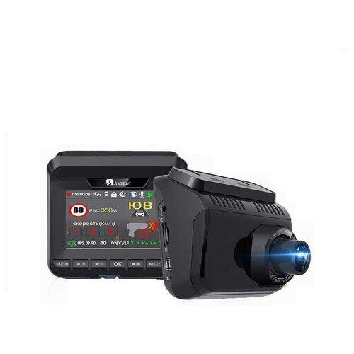 Видеорегистратор Junsun с GPS радардетектором антирадар L10