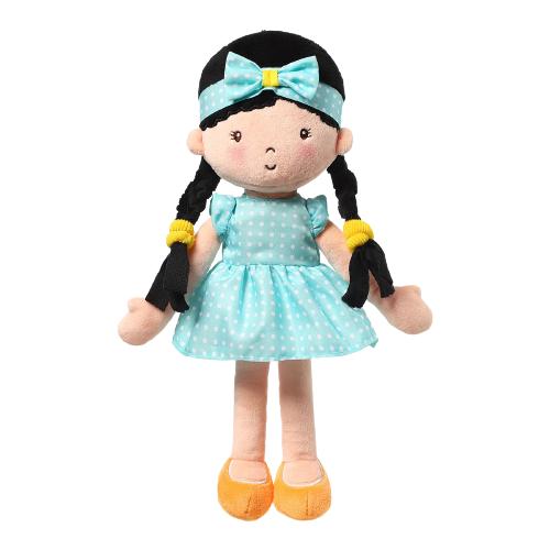 Мягкая игрушка BabyOno Кукла Zoe 32 см
