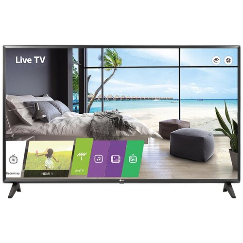 Фото - Телевизор LG 32LT340C 32 (2019), черный телевизор lg 49uk6200pla черный