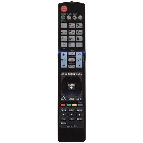 Фото - Пульт Huayu AKB72914245 для телевизора LG пульт huayu для lg akb73275502