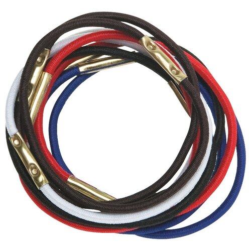 Купить Резинка DEWAL midi RE023 10 шт. красный/синий/белый