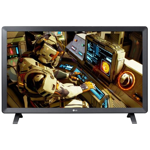 Фото - Телевизор LG 24TL520V-PZ 23.6 (2019), темно-серый led телевизор lg 28tn525v pz