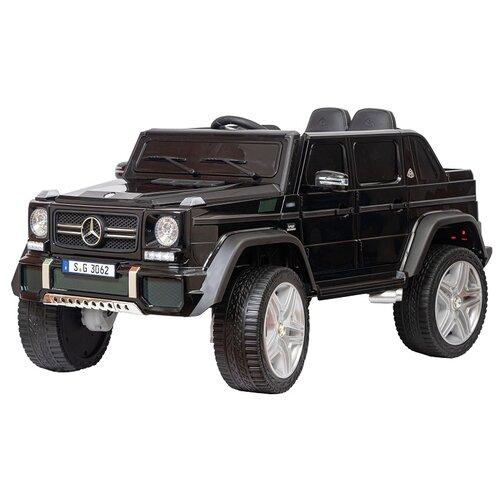 Купить Toyland Автомобиль Mercedes-Benz Maybach Small G650S, черный, Электромобили