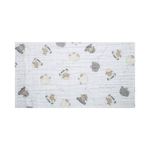 Ткань PePPY EMBRACE (марлевка) для пэчворка 100 х 125 см 120 г/кв.м lambie steel недорого