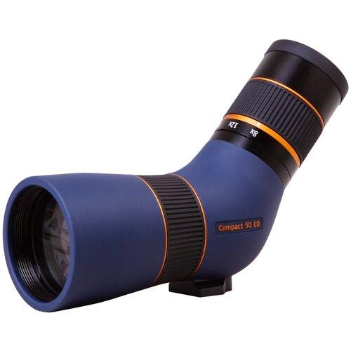 Фото - Зрительная труба LEVENHUK Blaze Compact 50 ED синий зрительная труба levenhuk blaze pro 80 черный