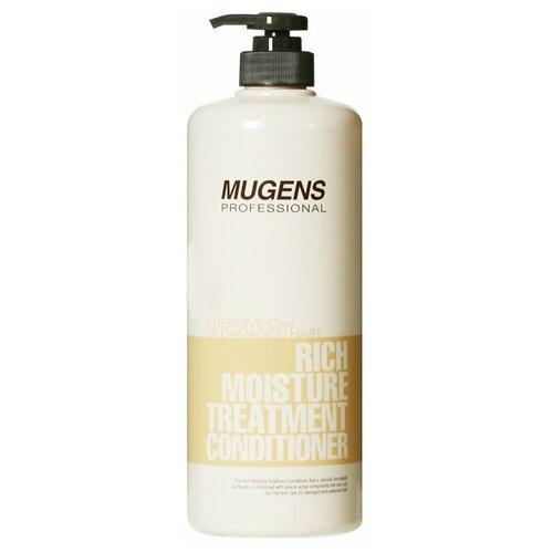 Mugens кондиционер для волос увлажняющий Rich Moisture Treatment Conditioner, 1000 мл недорого