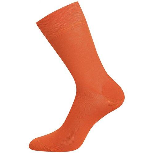 Фото - Носки Philippe Matignon PHM701, размер 42-44, orange носки philippe matignon phm701 размер 45 47 nero