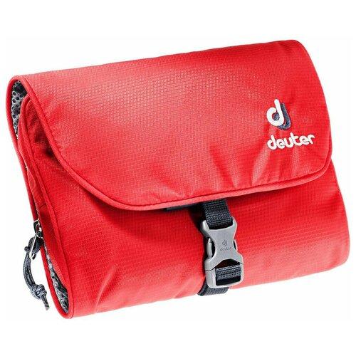 Косметичка Deuter 2020-21 Wash Bag I Chili/Navy (б/р)