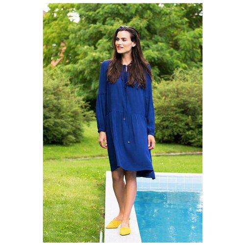 Пляжное платье Laete, размер M(46), синий