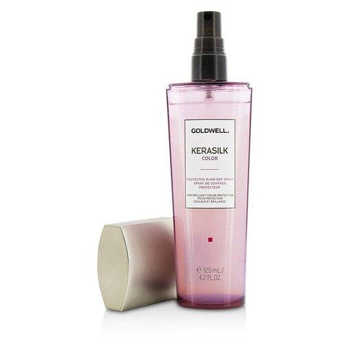 Купить Goldwell Kerasilk Premium Color Structure Balancing Treatment - Структурный спрей для подготовки волос к окрашиванию 125 мл