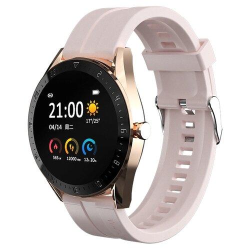 Умные часы BandRate Smart BRSK6060GP pink стандартный